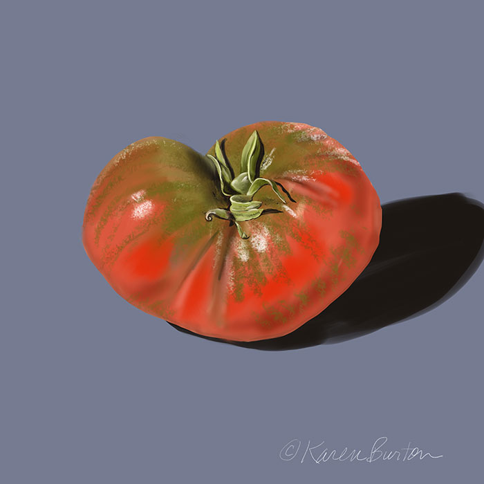 Karen Burton | Heirloom Tomato