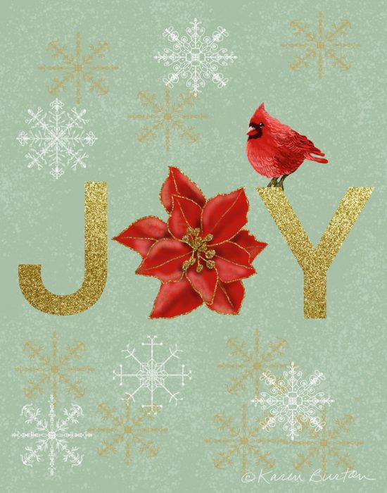 Karen Burton - Christmas Joy