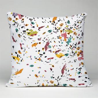 Karen Burton | Confetti Pillow Mockup