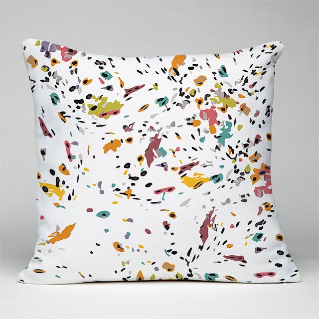 Karen Burton | Confetti Pillow