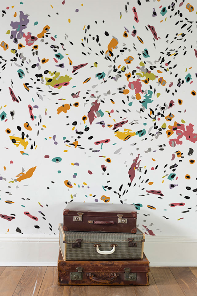 Karen Burton | Confetti Wallpaper