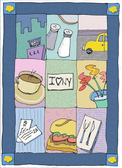 Karen Burton | Food Poster