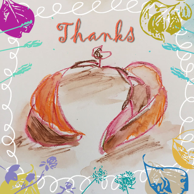 Karen Burton | Leaves, Thank You