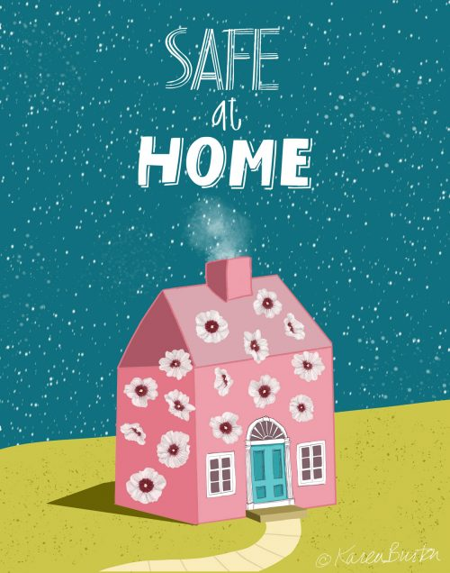 """""""Safe at Home"""" - Chosen by the United Nations to fight COVID-19 