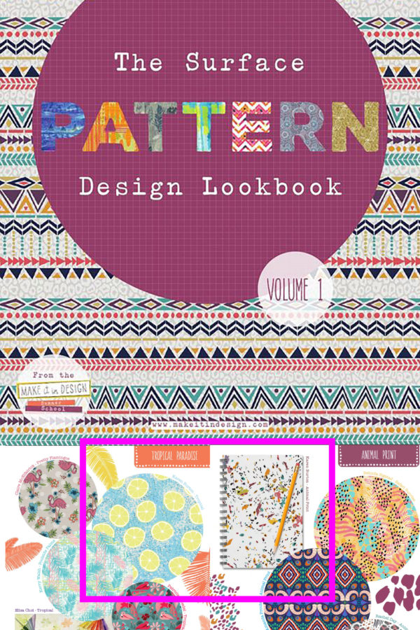 Moyo Magazine/Make It In Design - Pattern Design Lookbook Vol 1