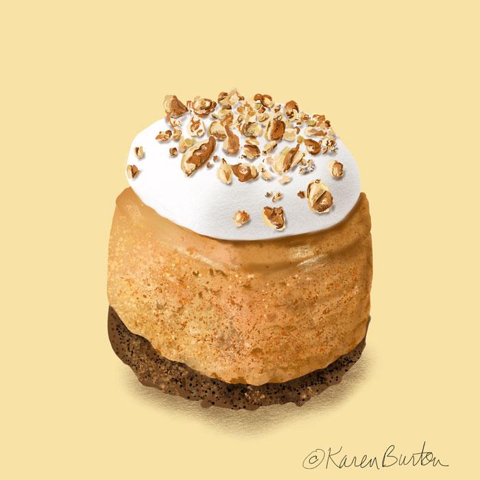 Karen Burton | Pumpkin Cheesecake