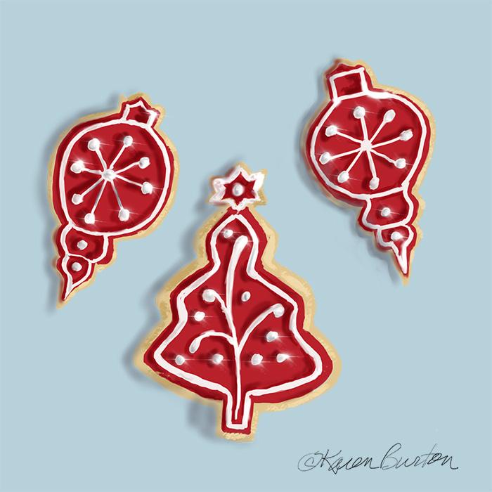 Karen Burton | Sugar Cookies