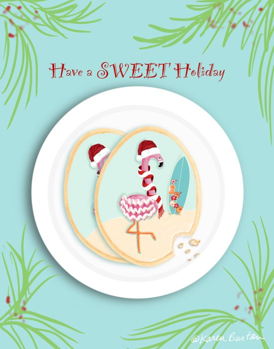 Sweet Holiday | Karen Burton